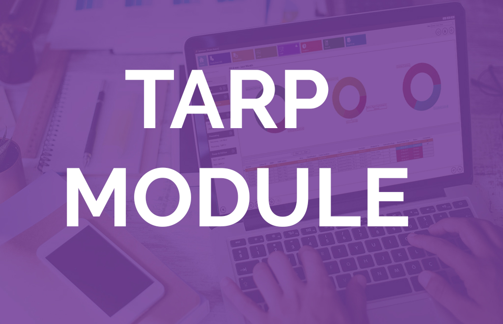 TARP Continuous Improvement Module - Optimum Software