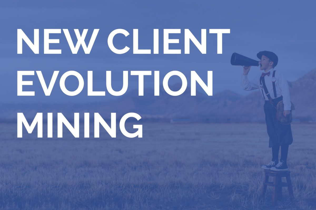New Client Evolution Mining